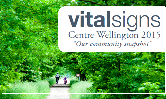 Centre Wellington Vital Signs 2015 Covert