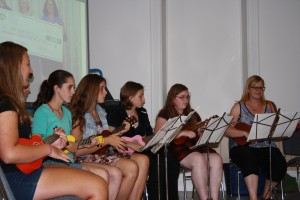 John Black School Ukelele Players